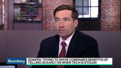 Assistant AG for National Security John Demers on Tackling China's IP Theft
