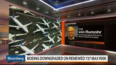 Latest Boeing Revelation May Delay FAA Certification, Says Cowen's Cai von Rumohr