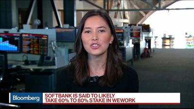 SoftBank Seeks Majority Stake in WeWork