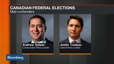 Canadian Networks Call Election for Liberals