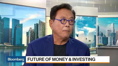 Gold Is God's Money, Says Author Kiyosaki