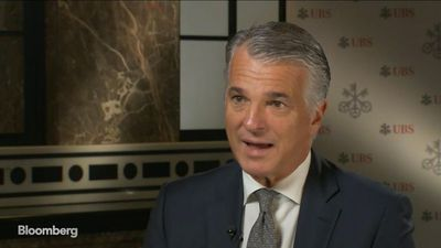 UBS CEO Ermotti on Market Conditions, Restructure, Wealth Management