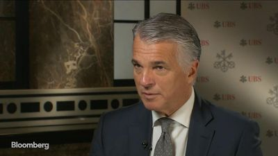 UBS CEO Ermotti Says Investment Banking Job Losses Won't Be Significant
