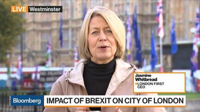 The Impact of Brexit on the City of London
