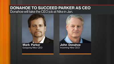 Why Nike Is Handing the CEO Reins to EBay Veteran John Donahoe