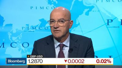 Pimco's Fels: Pound Likely to Strengthen Further Under Heightened Volatility