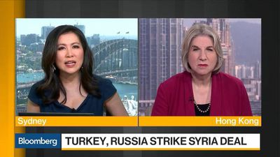 Turkey, Russia Strike Syria Deal