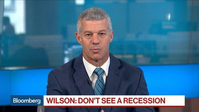 U.S. Recession Is Still 'Highly Unlikely,' GSAM's Wilson Says