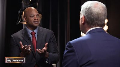 Race Is Real National Issue in This Country, Says Robin Hood CEO Wes Moore