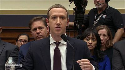Zuckerberg Says Facebook Is Working to Combat Sex Trafficking