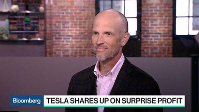 JMP Securities' Joe Osha Surprised With Tesla's Q3 Profits