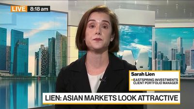 Eastspring Investments's Lien Sees a Lot of Opportunity in China