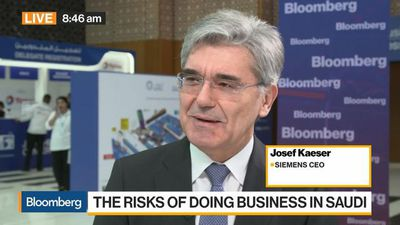 Trade War Hit Confidence, Says Siemens CEO