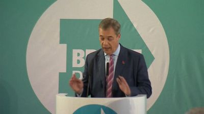 Farage Says Won't Fight Tories in U.K. Election