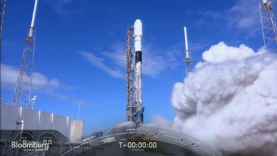 SpaceX Launches Second Batch of 60 Starlink Satellites