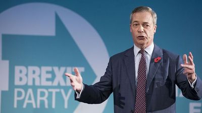 Farage Won't Contest 317 Conservative Seats in U.K. Election