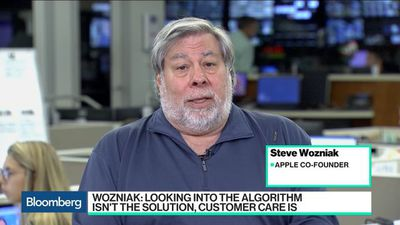 Steve Wozniak on Apple Card Algorithm and the Future of Augmented Reality