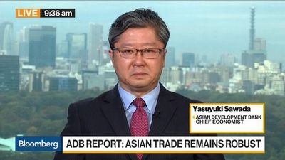 Asia Has Been a Magnet of Global FDI, Says ADB's Sawada