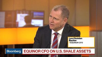 Equinor CFO Sees Peak Oil Demand Late Next Decade