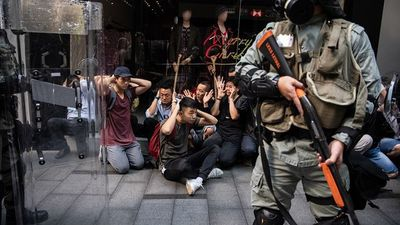 Hong Kong Chaos: Violence Raises Fears About What's Next