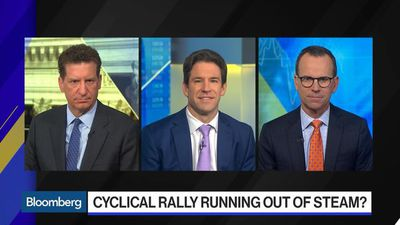 Is the Cyclical Rally Running Out of Steam?