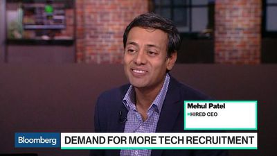 Demand for Tech Talent Is Exploding But Supply Is Flat, Hired CEO Says
