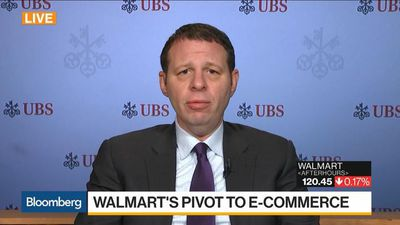 Walmart Hitting on All Cylinders, UBS's Lasser Says