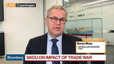AP Moller-Maersk Ready to Move on to Cleaner Fuels, Says CEO