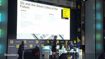 5G and the Smart Cities of the Future