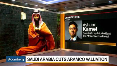 Aramco IPO Lower Valuation Is Better for Saudi Prince: Eurasia