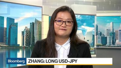 Dollar Has Further Downside to Go, StanChart's Zhang Says