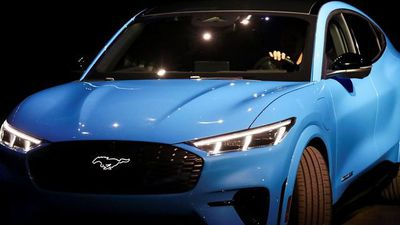 Ford Unveils Electric Mustang SUV to Challenge Tesla