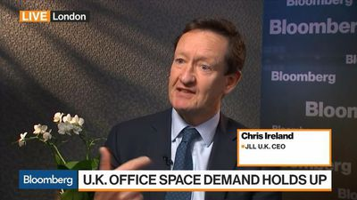 Demand for U.K. Office Space as Strong as Ever, Says JLL U.K. CEO
