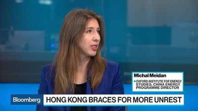 Meidan: China's Biggest Concern Is Trade and Economic Slowdown, Not Hong Kong