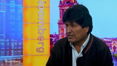 Morales Says He's Not in Touch With Bolivian Military