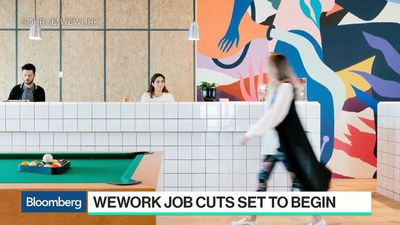 WeWork Begins Job Cuts This Week