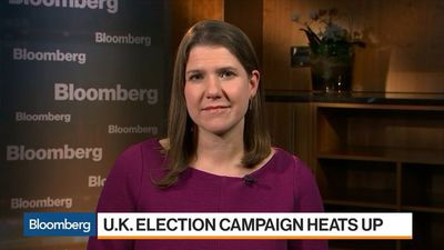 Johnson, Corbyn Not Fit to Lead U.K., Lib Dems' Swinson Says