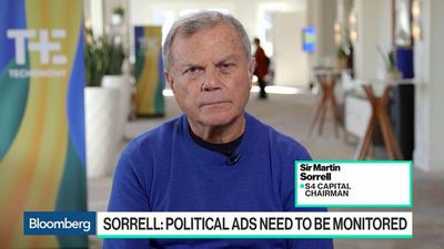 Sir Martin Sorrell on Political Ads
