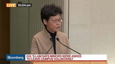 Hong Kong Siege Continues as Students Evacuated From University