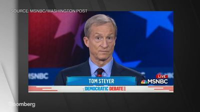 Steyer Says He'd Declare Climate Change a 'State of Emergency'