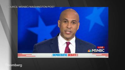 Sen. Booker Says Marijuana Is Already Legal for 'Privileged People'