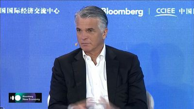 UBS CEO: Europe Can't Afford to Take Sides in U.S.-China Trade War