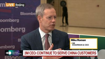 3M CEO: We Keep Investing for the Future