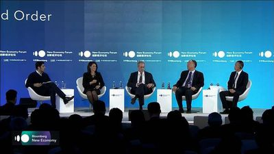 New Economy Forum: Can Cities Help to Reshape the World Order?