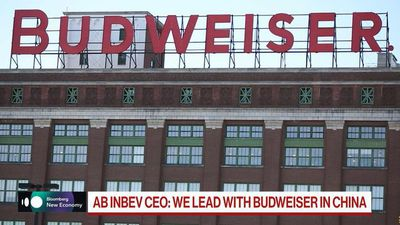 Budweiser-Maker Says Selling Premium Beer in China Is Very Profitable