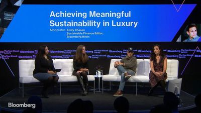 Rent the Runway CEO Hyman on Sustainability in Luxury