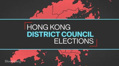 Hong Kong Heads for Local Elections
