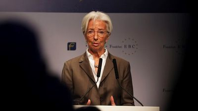 ECB's Lagarde Says Europe Needs a New Policy Mix So Economy Can Thrive