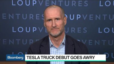 Munster Says Tesla Cybertruck Launch Was 'Painful to Watch'