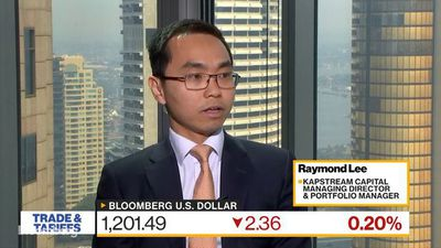 Dollar Will Continue to Have a Little Bit of Tailwind, Kapstream's Lee Says